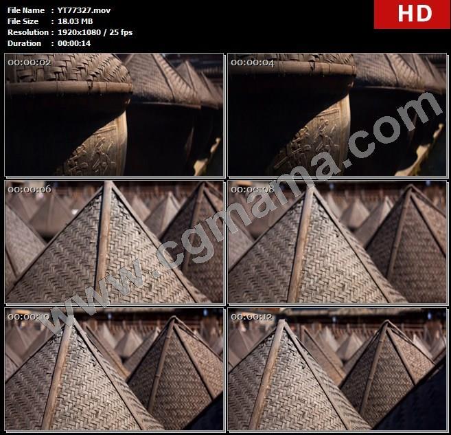 YT77327发酵暴晒种子酱缸高清实拍视频素材