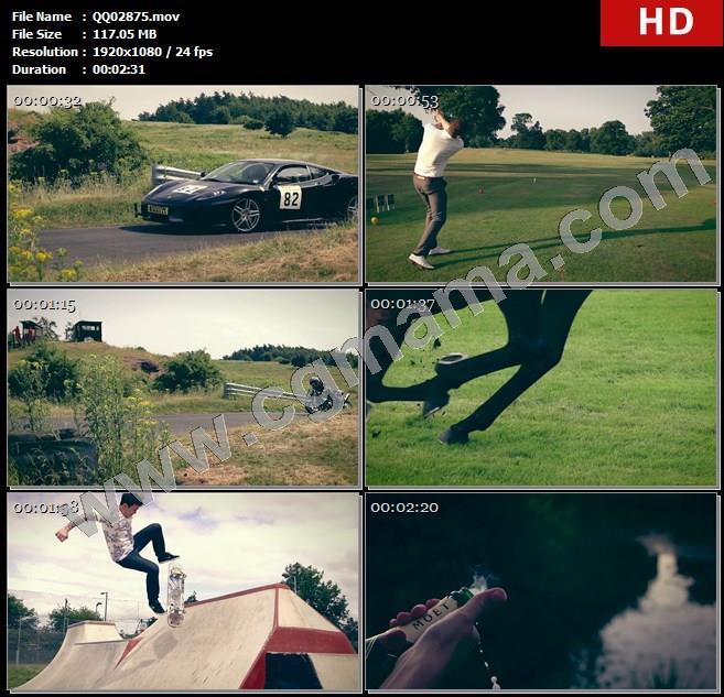 QQ02875多款特写慢动作 大自然风景人物生活慢镜高清拍摄高清实拍视频素材
