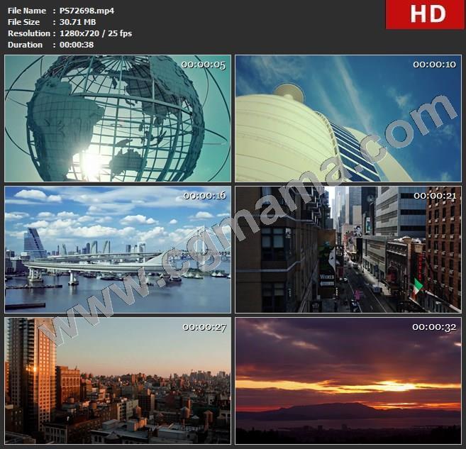 PS72698金融科技智慧城市映像高清实拍视频素材