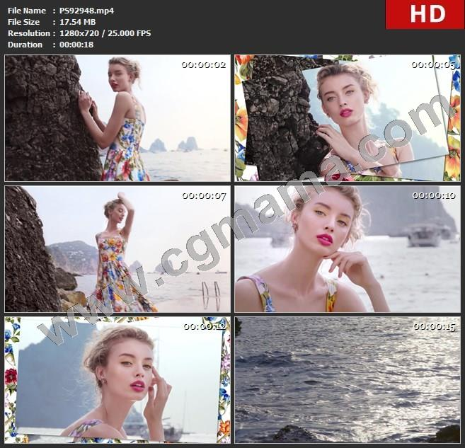 PS92948Dolce & Gabbana 杜嘉班纳广告 ITALIAN ZEST MAKE UP COLLECTION - THE CAMPAIGN  VIDEOcgmama高清欧美广告tvc视频素材