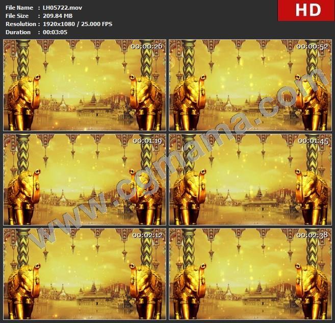 LH05722印度舞蹈3分钟版高清led歌舞舞蹈大屏晚会视频素材