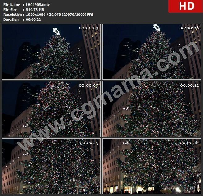 LH04905new-york-city-christmas-tree_bJlfWsOgS高清实拍视频素材